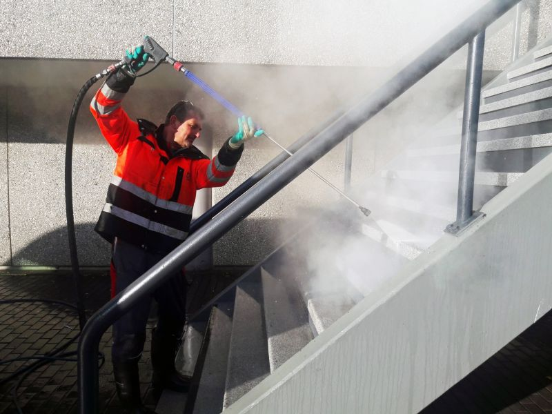 Commercial Pressure Washing by Superior Janitorial Service, LLC