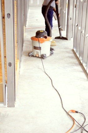 Construction cleaning in Glen Raven NC by Superior Janitorial Service, LLC