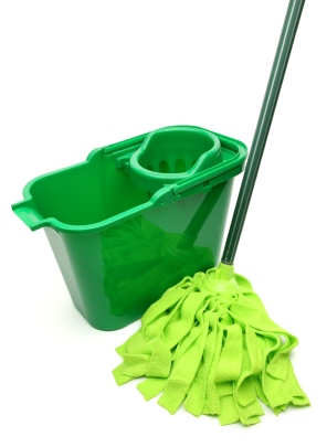 Green cleaning in Cedar Falls NC by Superior Janitorial Service, LLC