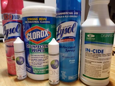 A Few Must-Have Products for Disinfection Services in Greensboro, NC (2)