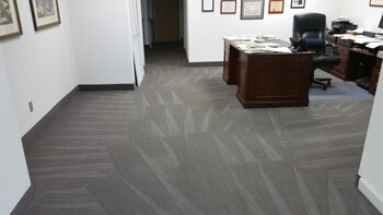 Complete Office Carpet Cleaning