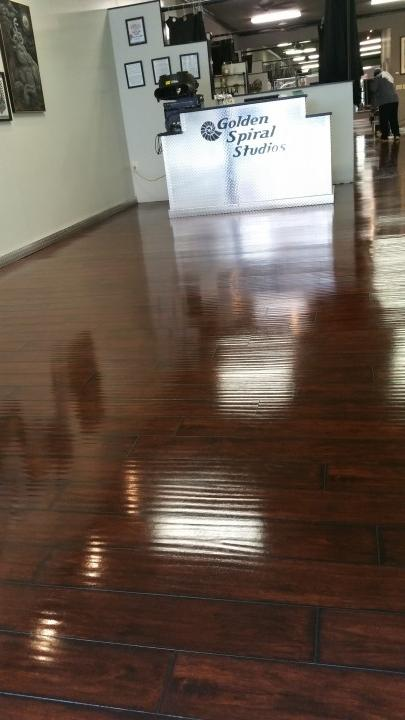 Conditioned and Restored Wood Floors in Greensboro, NC