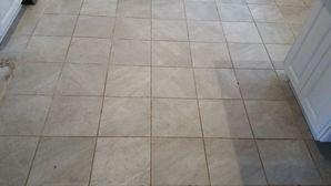 Before & After Tile & Grout Cleaning in Winston Salem, NC (2)