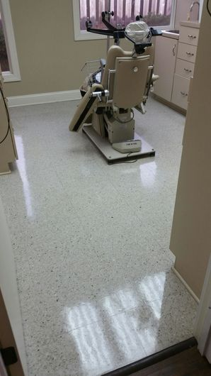Commercial Floor Stripping & Waxing in Greensboro, NC (1)