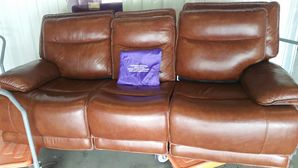 Leather Furniture Cleaning in Greensboro, NC (1)