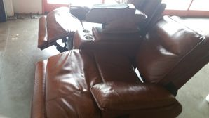 Leather Furniture Cleaning in Greensboro, NC (2)