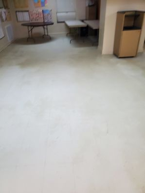 Before & After Floor Cleaning in Summerfield, NC (2)