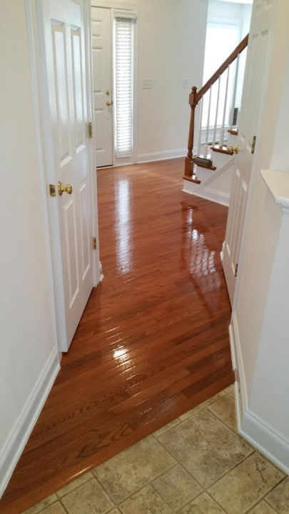 Hardwood Floor Cleaning by Superior Janitorial Service, LLC in Greensboro, NC
