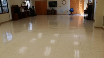 Floor Cleaning by Superior Janitorial Service, LLC in Greensboro, NC