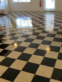 Before & After restaurant Floor Cleaning in Liberty, NY (4)